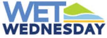 Wet Wednesday logo