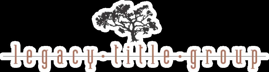 Legacy Title logo