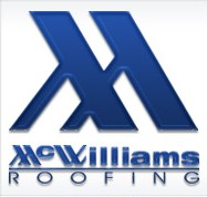 McWilliams Roofing logo