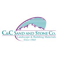 C & C Sand and Stone logo