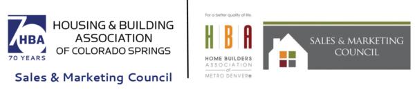 HBA Of Colorado Springs and Denver HBA logos