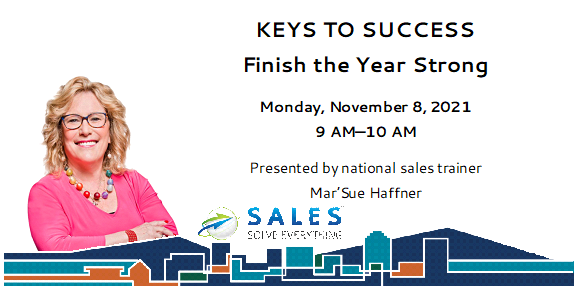 Keys to Success masthead