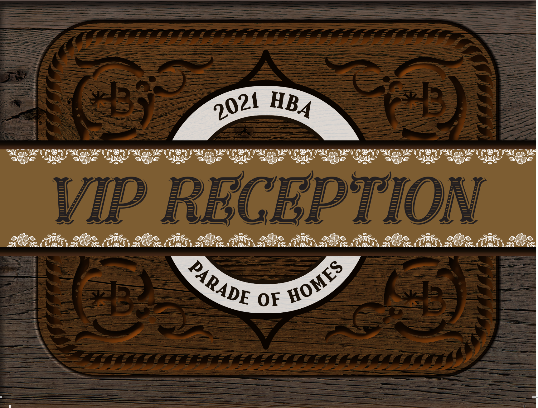 VIP Reception for the 2021 HBA Parade of Homes